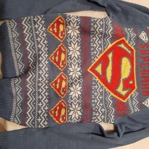 Other - Superman sweater